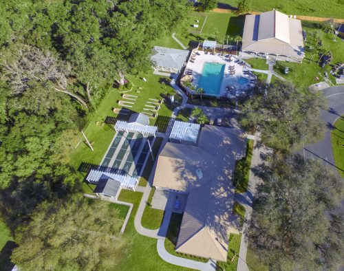 Paradise Oaks Rv Park In Central Florida