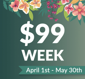 Paradise Oaks RV Special 99 week