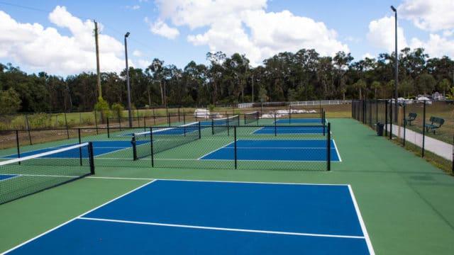 Paradise Oaks Amenities - tennis