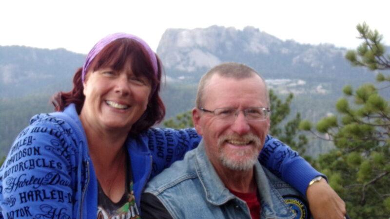 Rusty and Diane Oleszewski